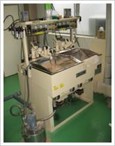 2軸オスカー研磨装置