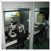 外観検査室